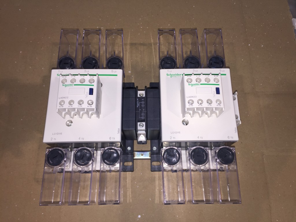 image of a contactors