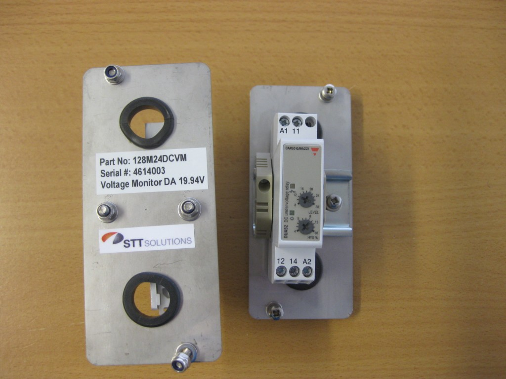 Voltage Monitoring Relay 24VDC