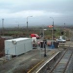 CCTV Level Crossing Installation