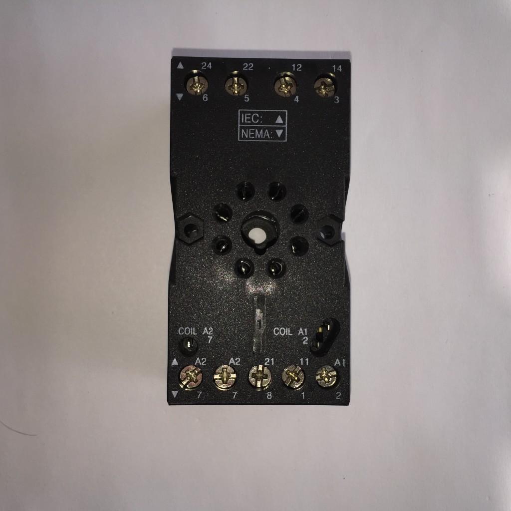 Relay Base 8 Pin