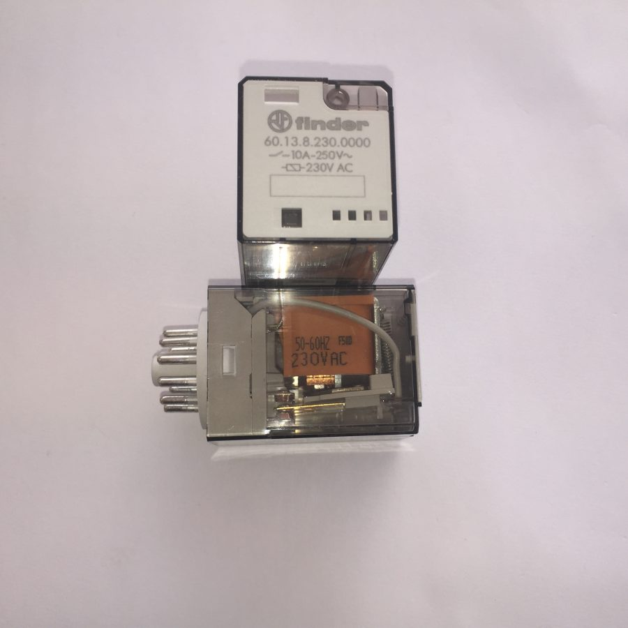 28E11-230 Relay 11 Pin 230VAC