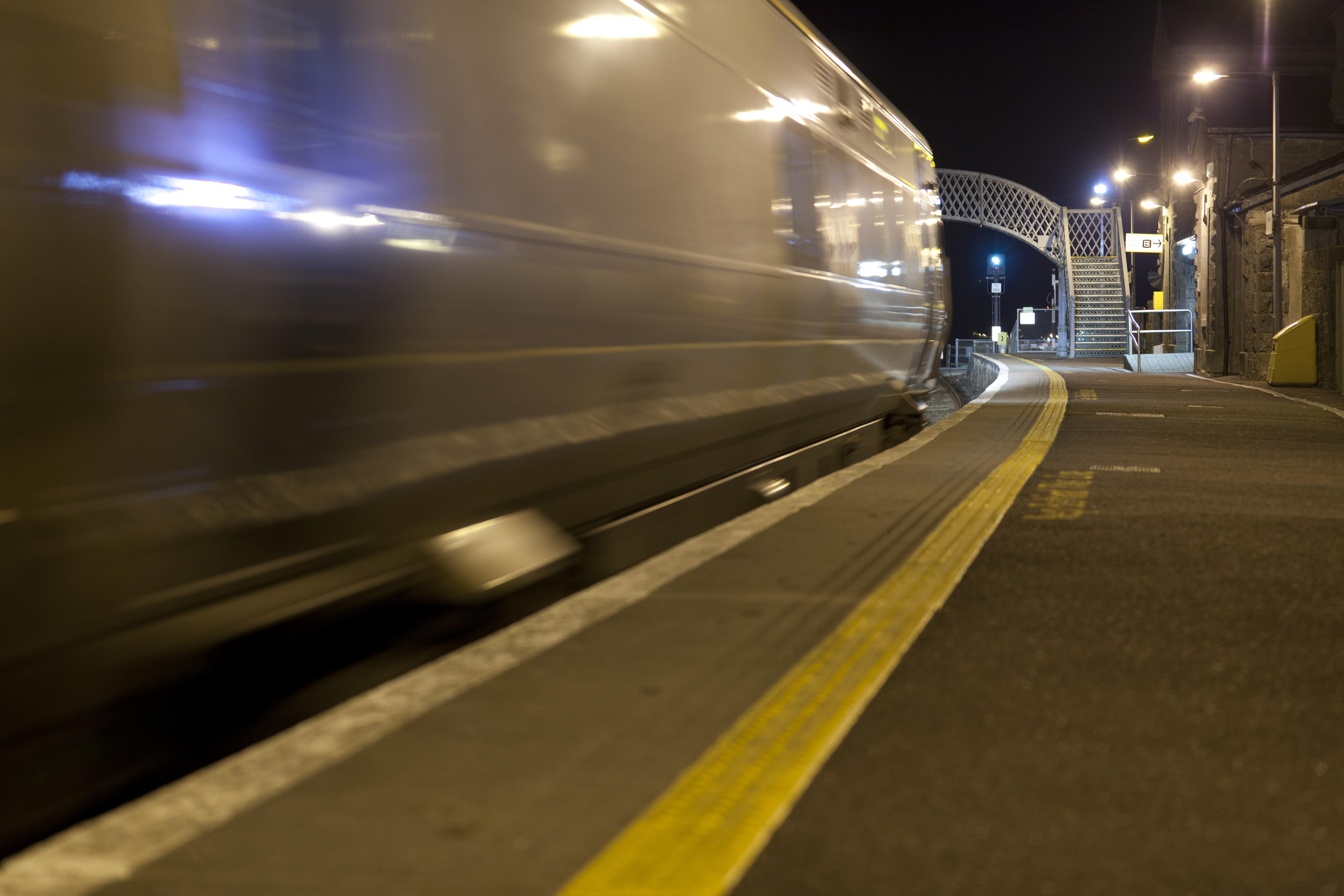 Farranfore Railway Station