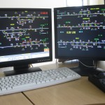 SSI Signalmans Simulator Close Up