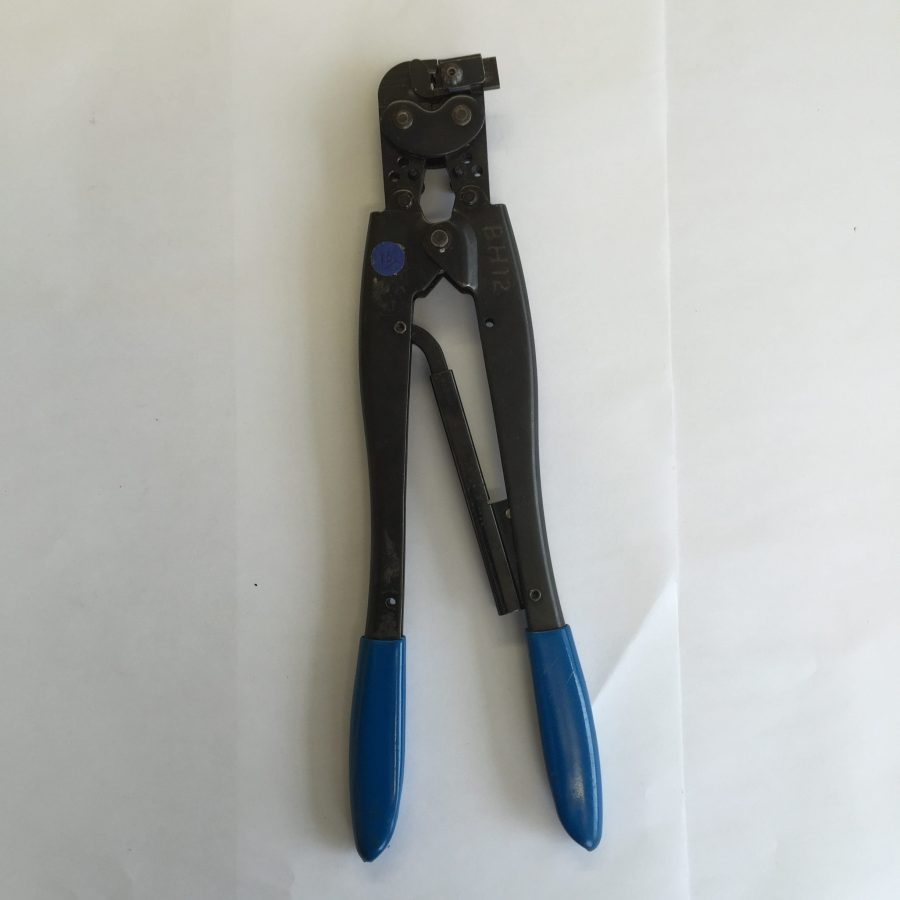92HC-AB Blue Handle Crimper