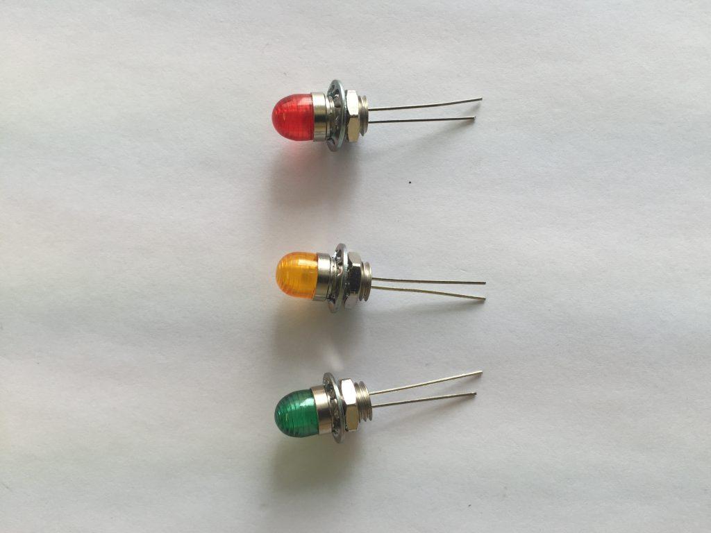 LED's Fresnel Type